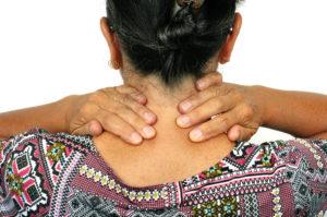 Torticolis massage